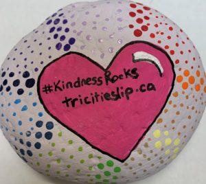 Kindness Rocks - Tricities