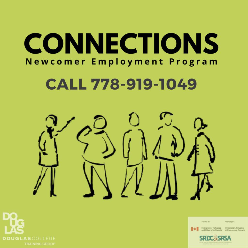 Online Service Newcomer Employment Program