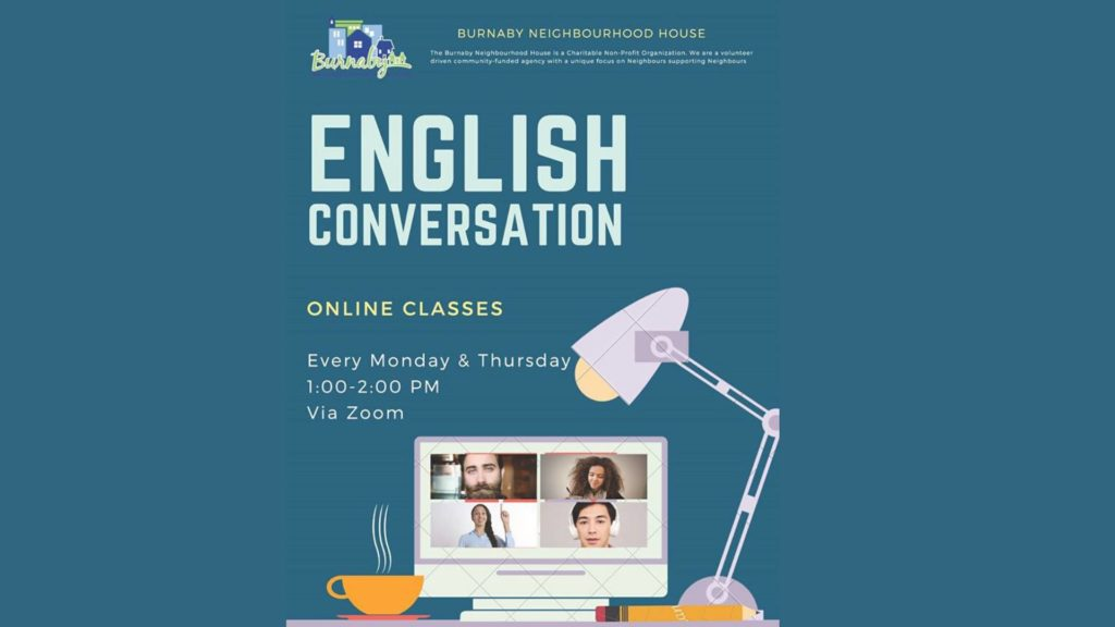English Conversation Online Service